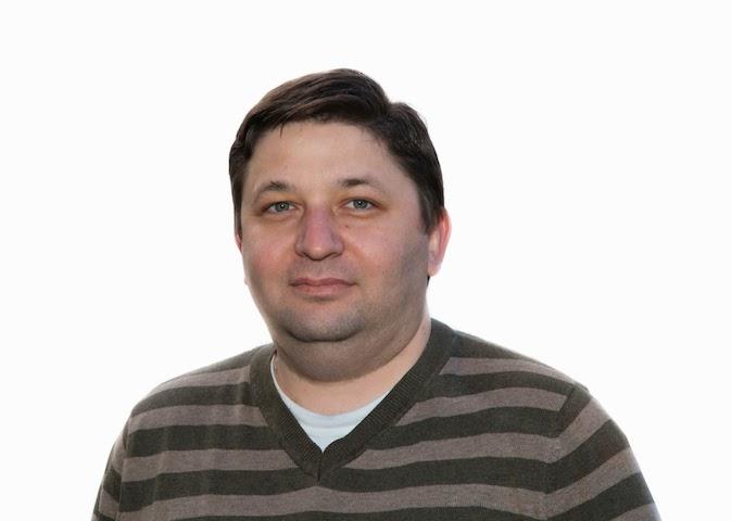<strong>Andrei Kouvchinnikov</strong>